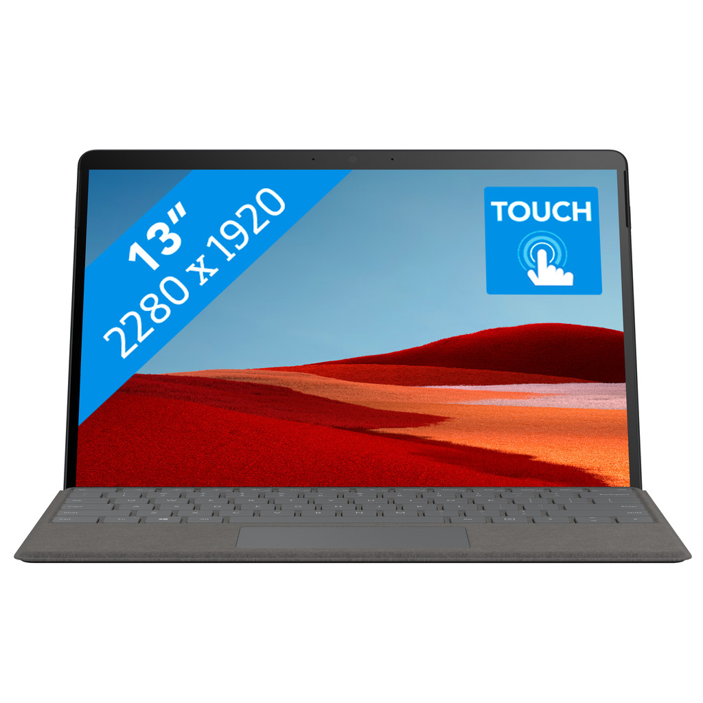 Microsoft Surface Pro X – SQ2 – 16GB – 256GB Platinum