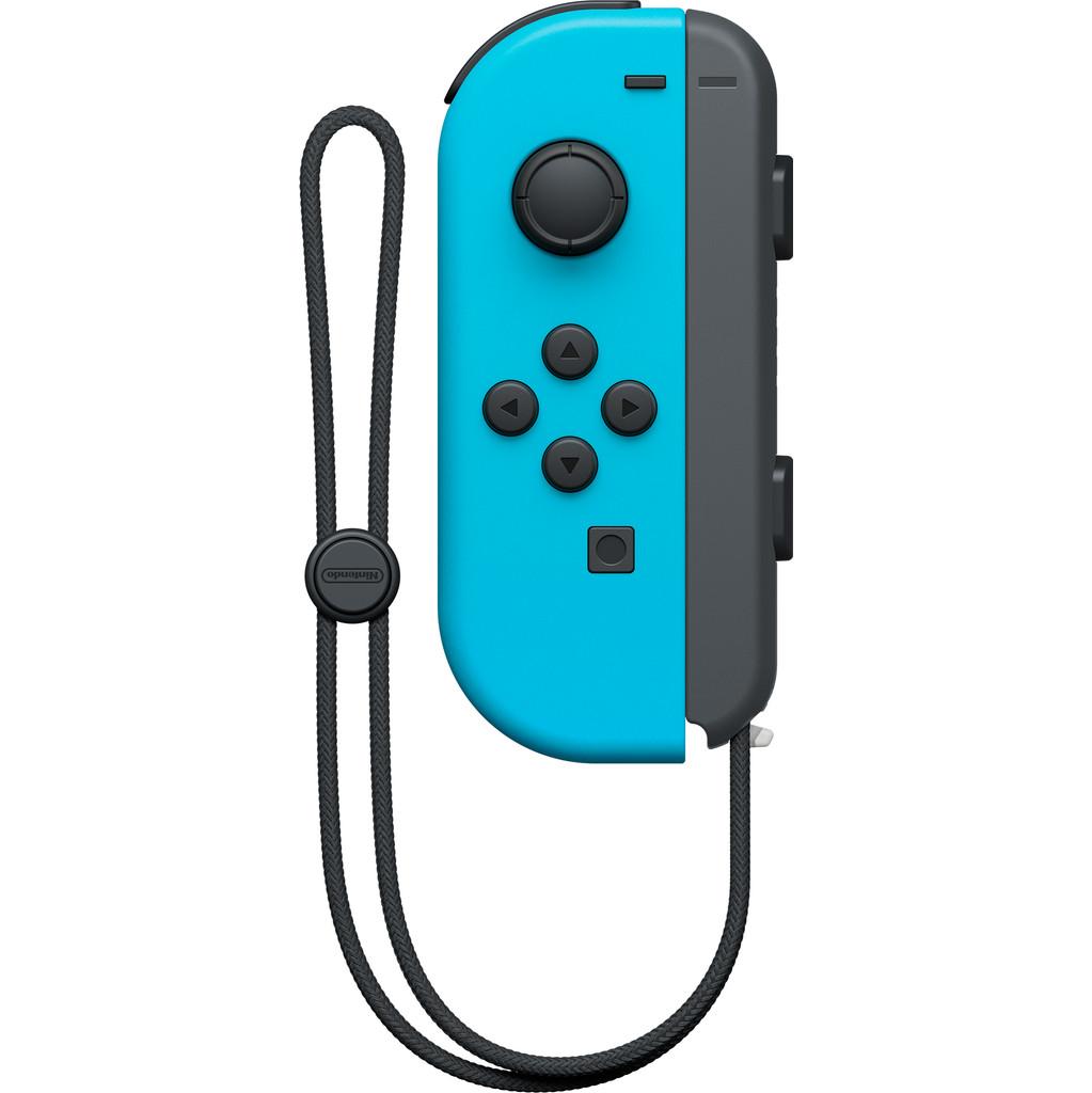 Nintendo Switch Joy-Con Links Neon Blauw