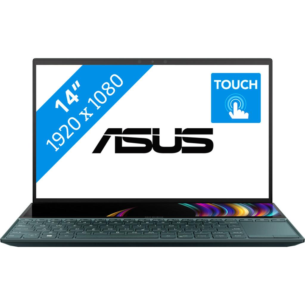 Asus ZenBook Duo 14 UX482EA-HY106T-BE Azerty