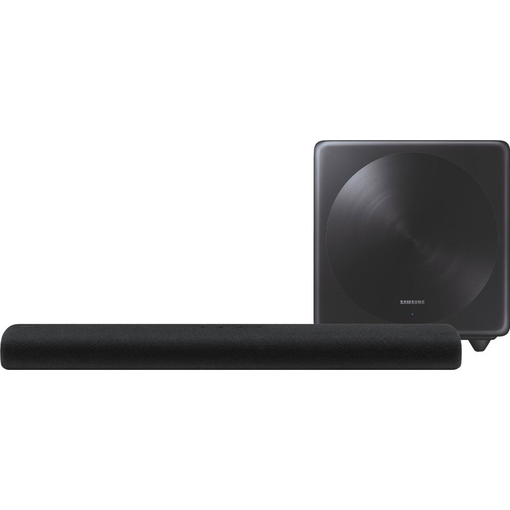 Samsung HW-S60T + Samsung SWA-W500