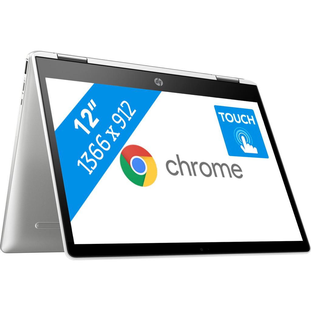 HP Chromebook x360 12b-ca0016nb Azerty