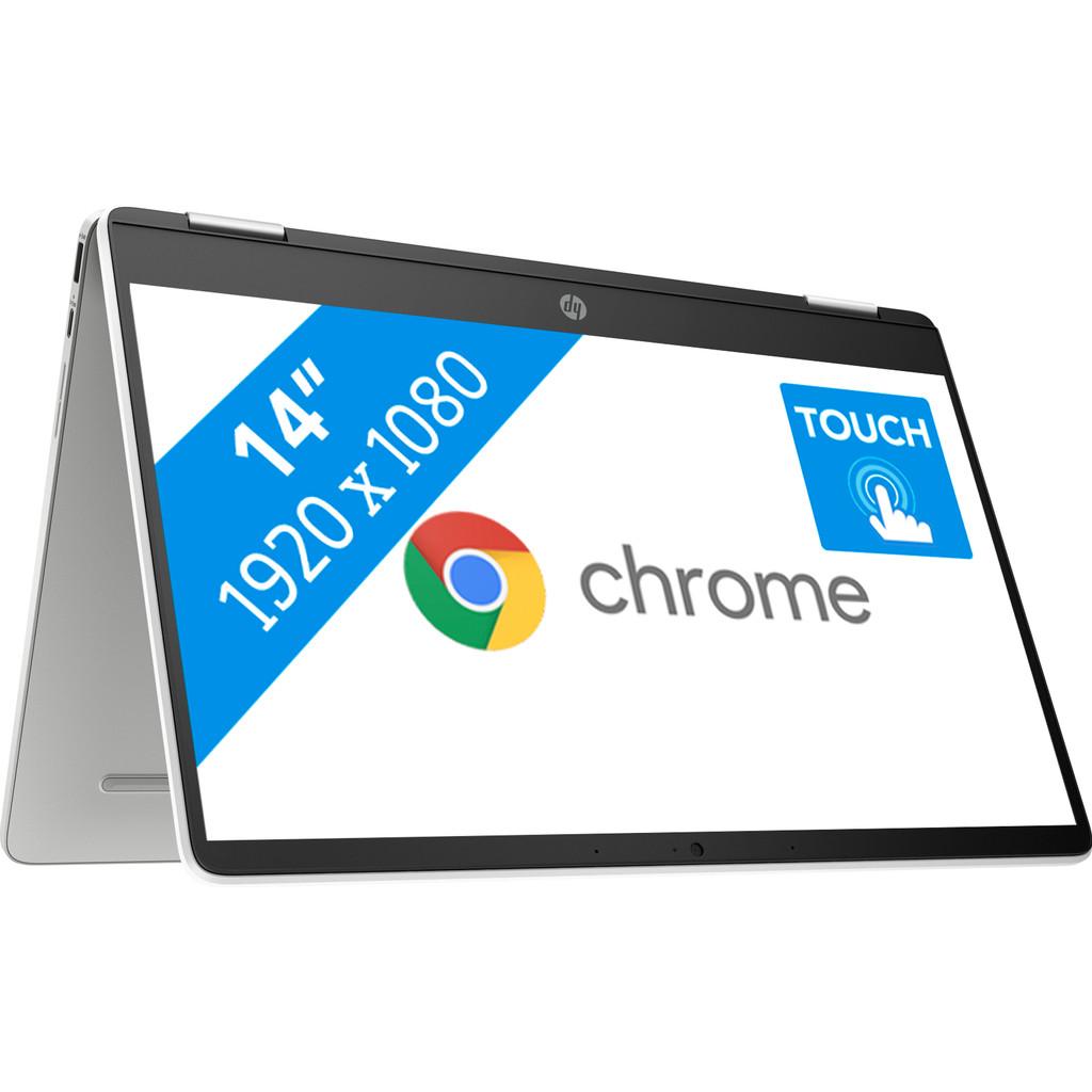 HP Chromebook x360 14a-ca0001nb Azerty