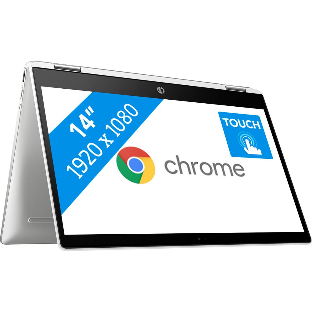 HP Chromebook x360 14b-ca0040nb Azerty