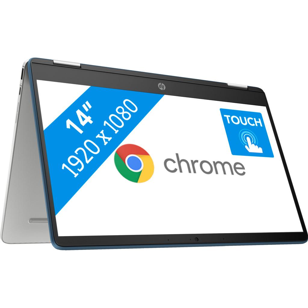 HP Chromebook x360 14a-ca0000nb Azerty