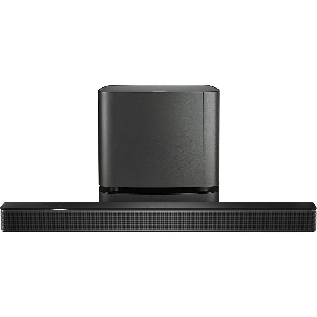 Bose Smart Soundbar 300 + Bose Bass Module 500