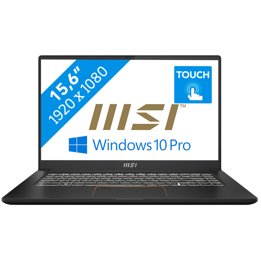 MSI Summit E15 A11SCST-045BE Azerty
