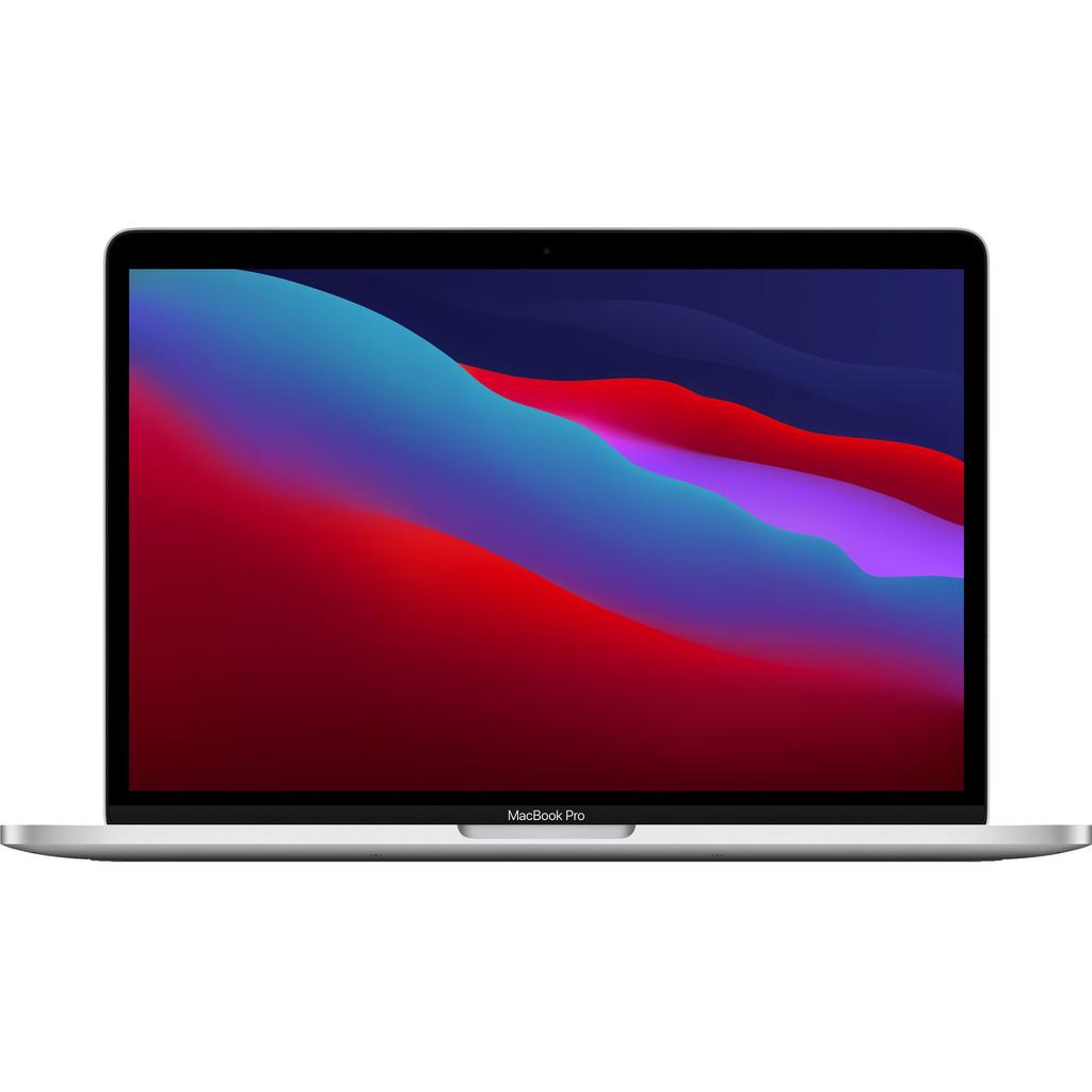 Apple MacBook Pro 13 (2020) 16GB/512GB Apple M1 Zilver AZERTY