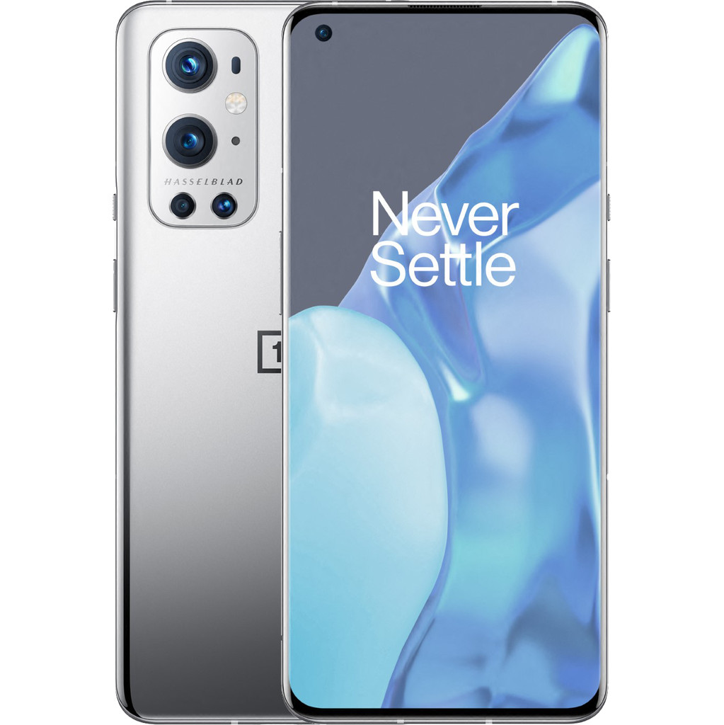 OnePlus 9 Pro 128GB Zilver 5G