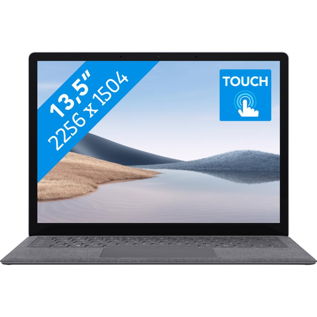 Microsoft Surface Laptop 4 13.5 i5 – 8GB – 512GB Platinum Azerty
