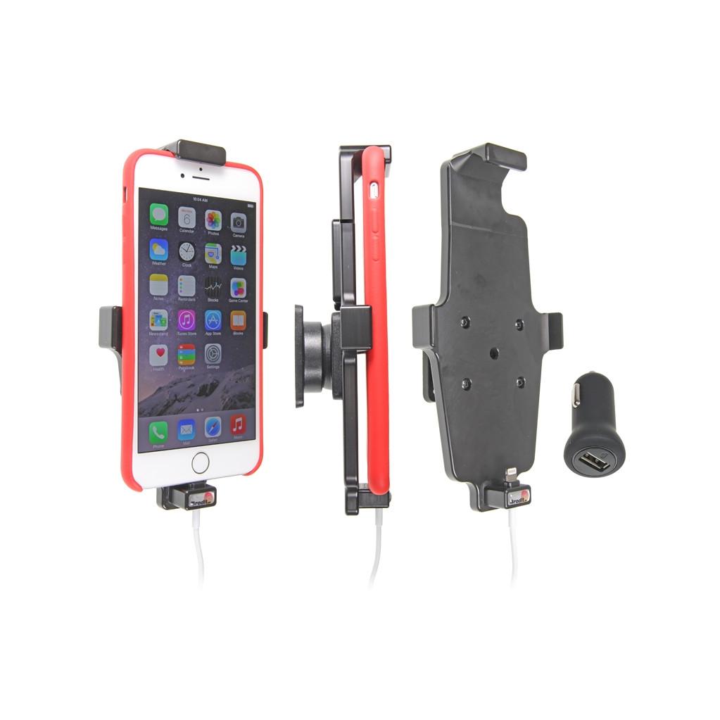 Brodit Support pour Apple iPhone 6 Plus/6s Plus/7 Plus/8 Plus avec Chargeur