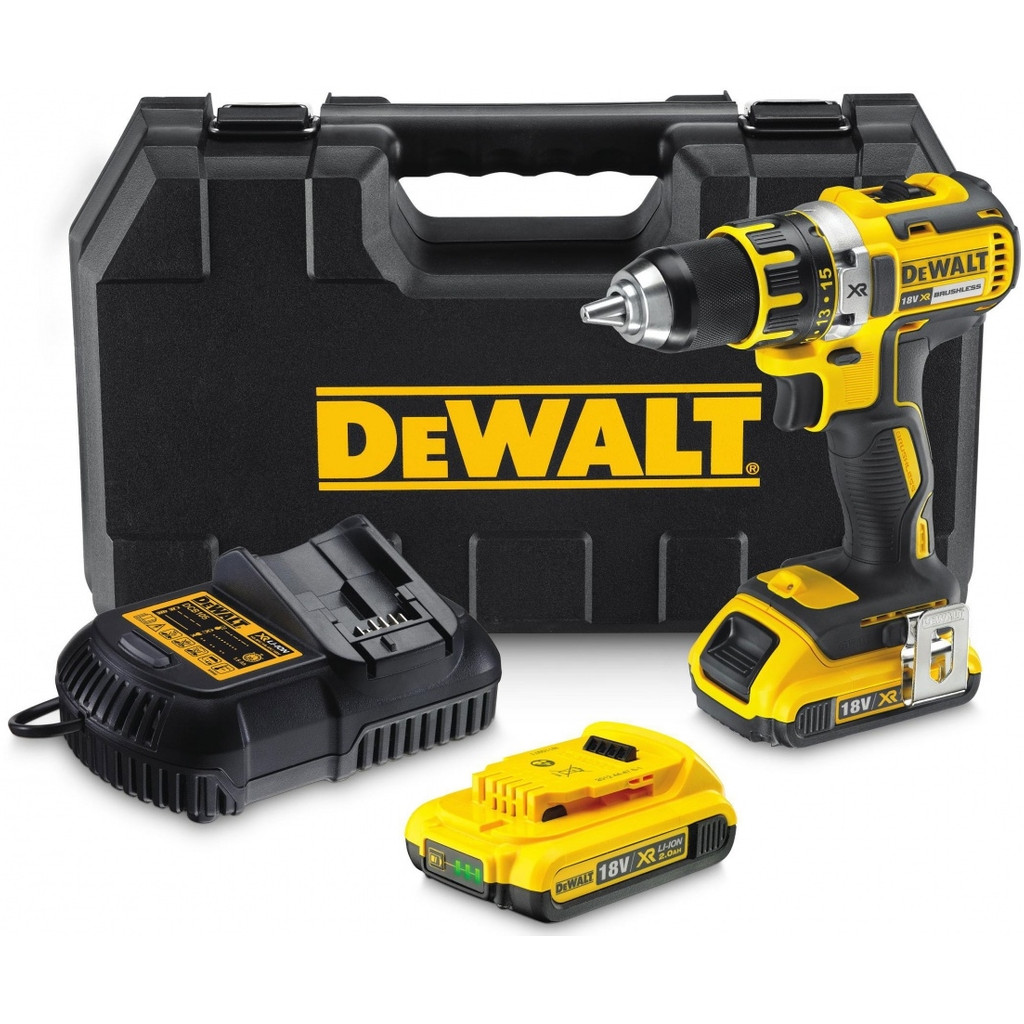 DeWalt DCD790M2-QW