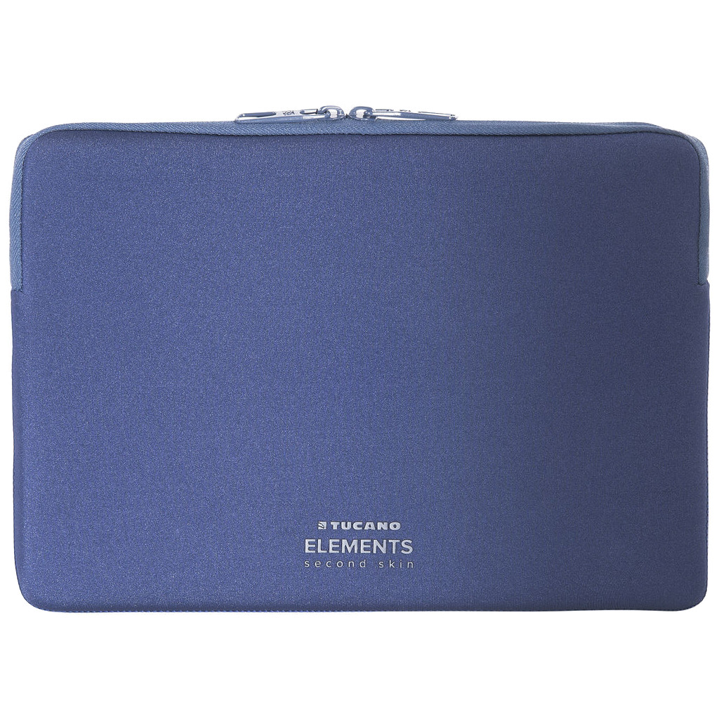 Tucano Elements Second Skin Macbook Pro/Air Retina 13'' Blauw