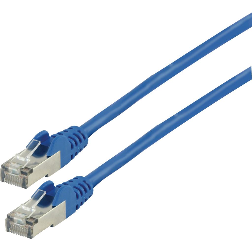 Valueline Câble réseau FTP CAT6 1 mètre Bleu