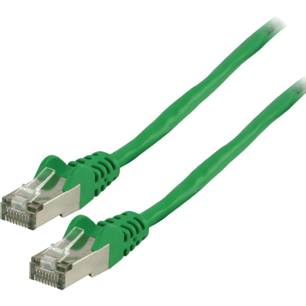 Valueline Câble réseau UTP CAT5e 5 mètres Vert