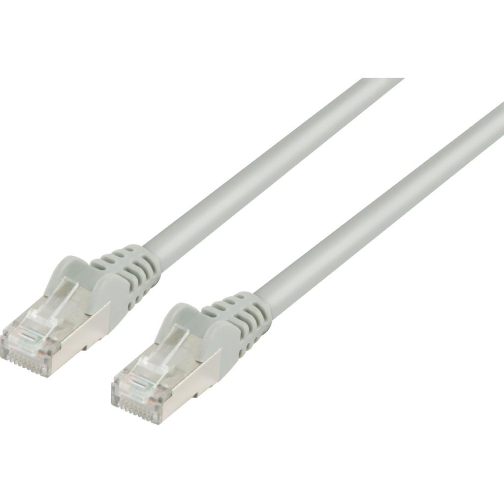 Valueline câble réseau FTP CAT 6 5 mètres Gris