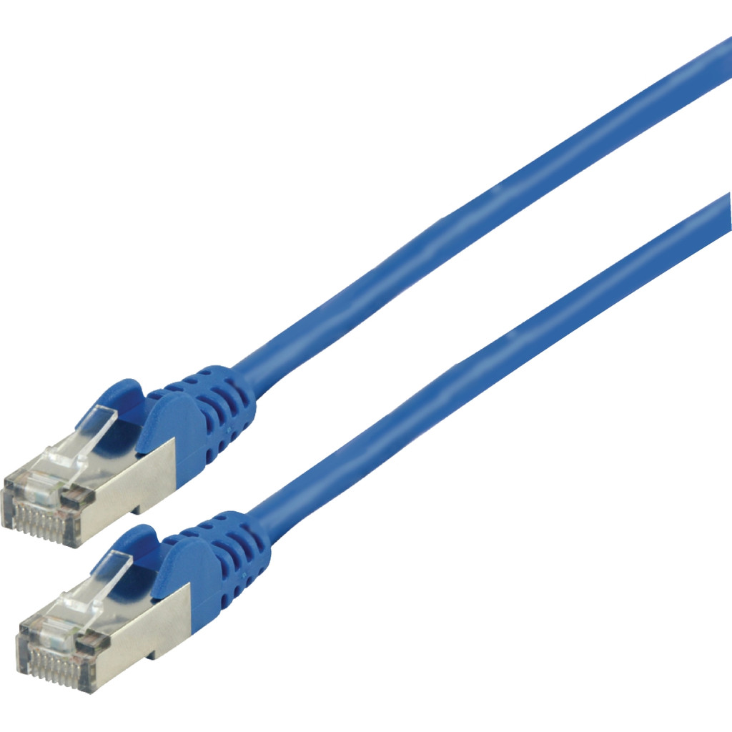 Valueline Câble réseau FTP CAT6 7,5 mètres Bleu