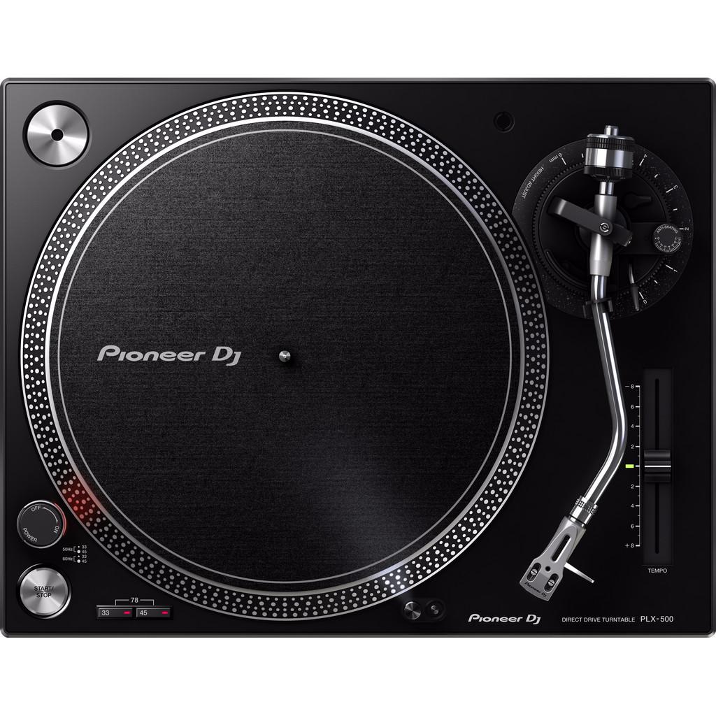 Pioneer PLX-500 Noir
