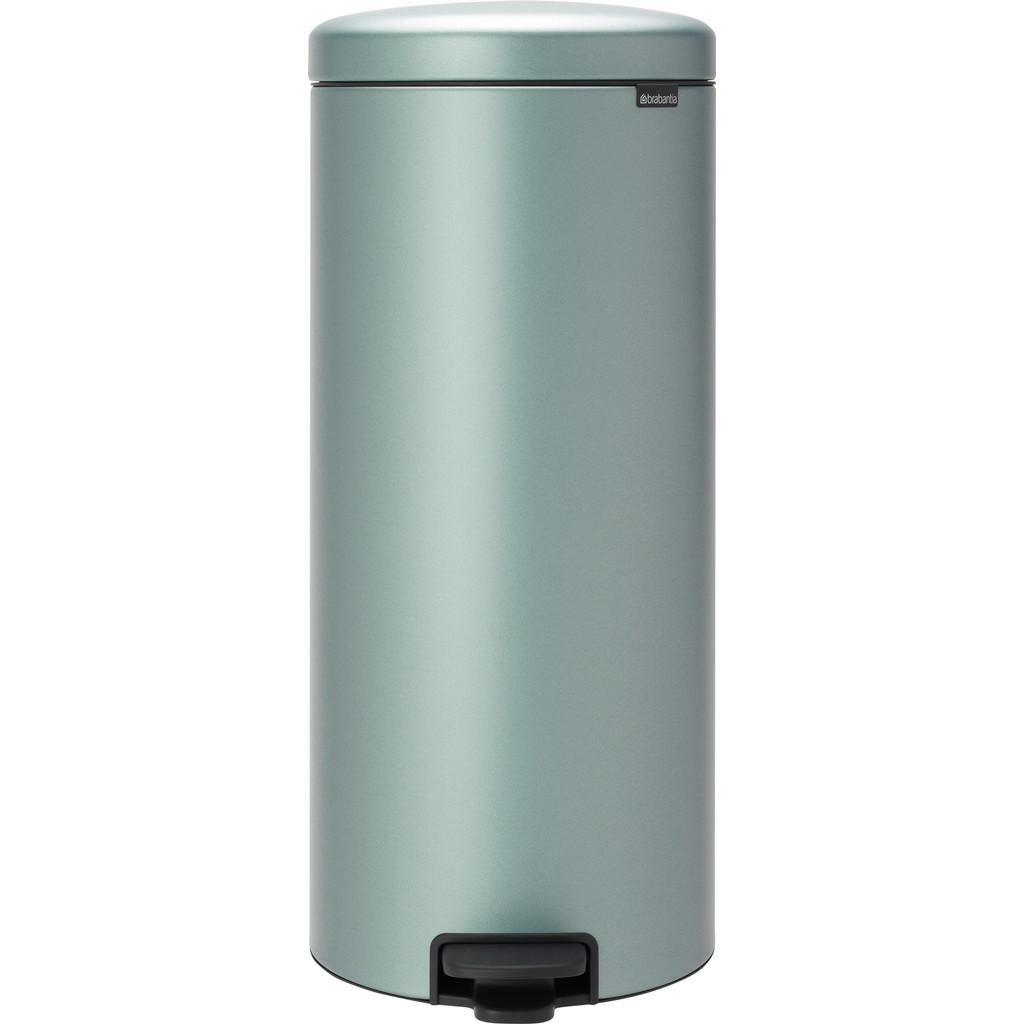 Brabantia NewIcon Pedaalemmer 30 Liter Metallic Mint