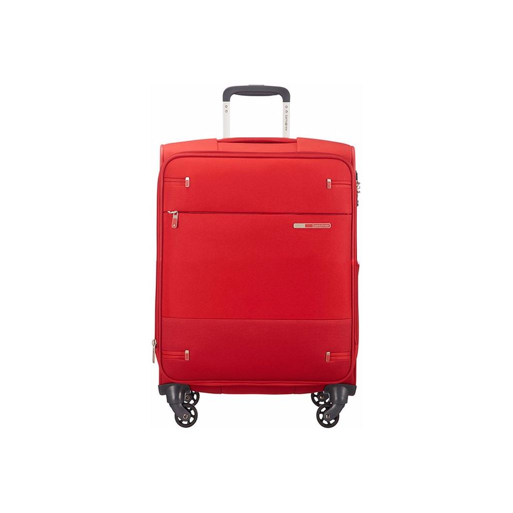 Samsonite Base Boost Spinner 55cm Red