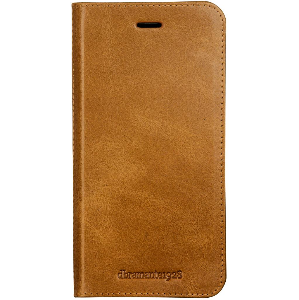 DBramante1928 Frederiksberg 3 Apple iPhone SE 2 / 8 / 7 / 6s / 6 Book Case Leer Bruin