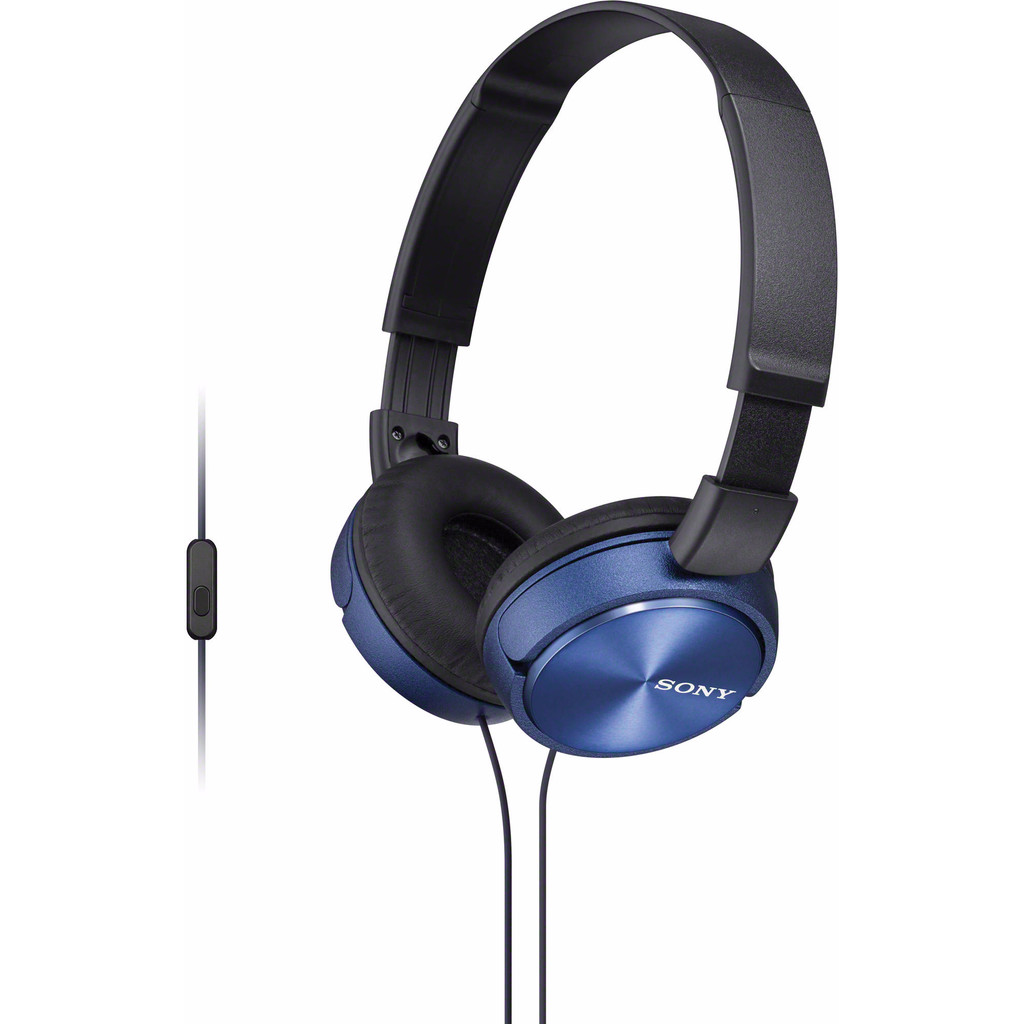 Sony MDR-ZX310AP Bleu