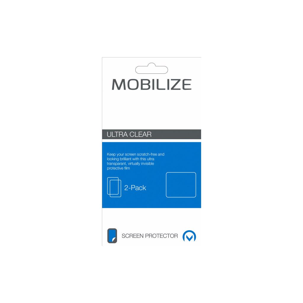 Mobilize Protège-écran en Plastique Nokia 1 Lot de 2