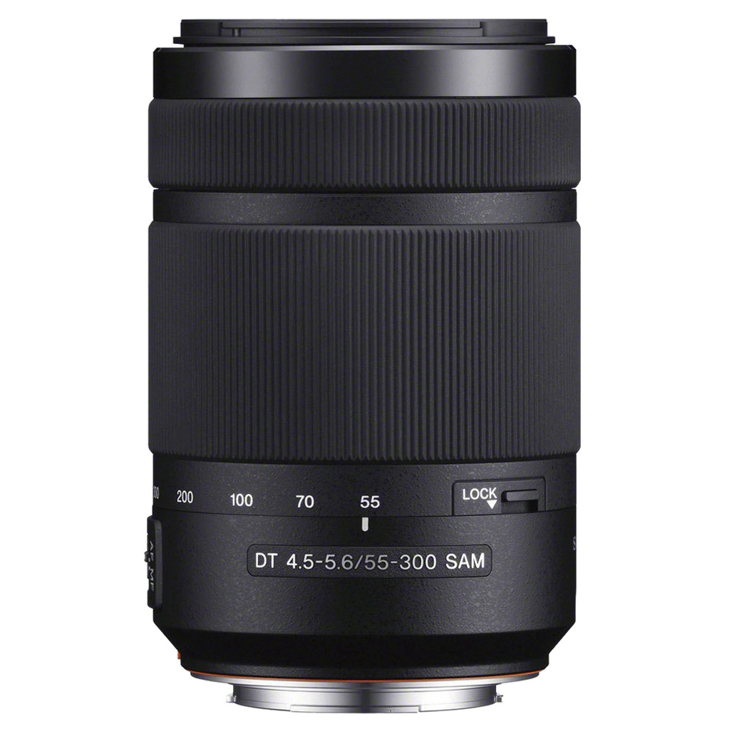 Sony 55-300mm f/4.5-5.6 SAM DT