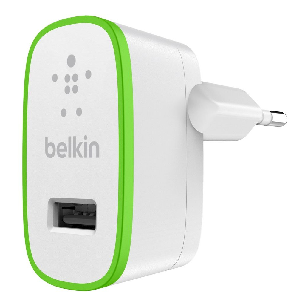 Belkin Chargeur avec port USB 2,4 amp.