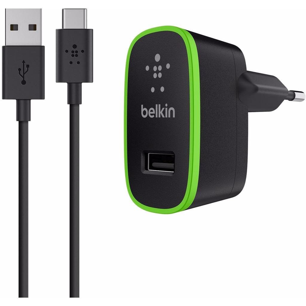 Belkin Chargeur USB-C 2,1 A Noir