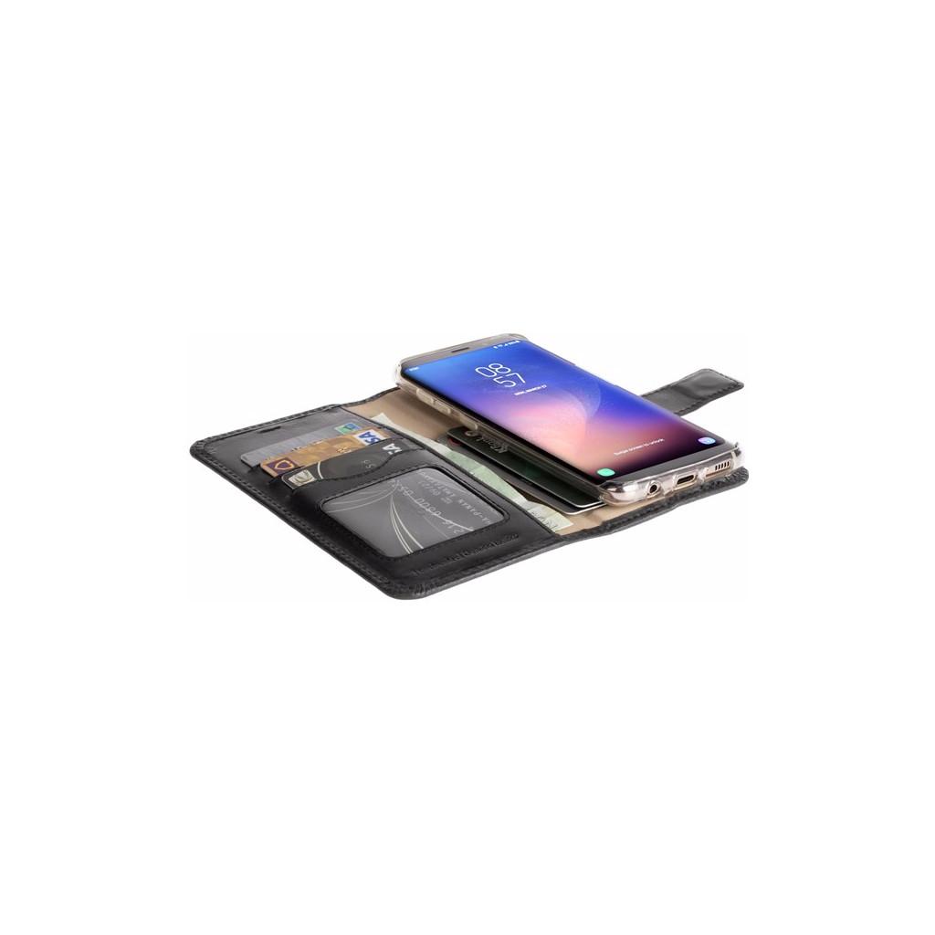 Krusell Sunne Samsung Galaxy S8 Plus Book Case Zwart
