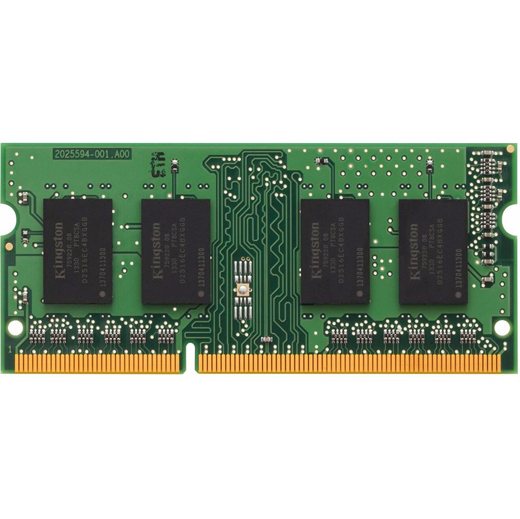 Kingston 4 Go 1600 MHz Basse Tension DDR3L SODIMM