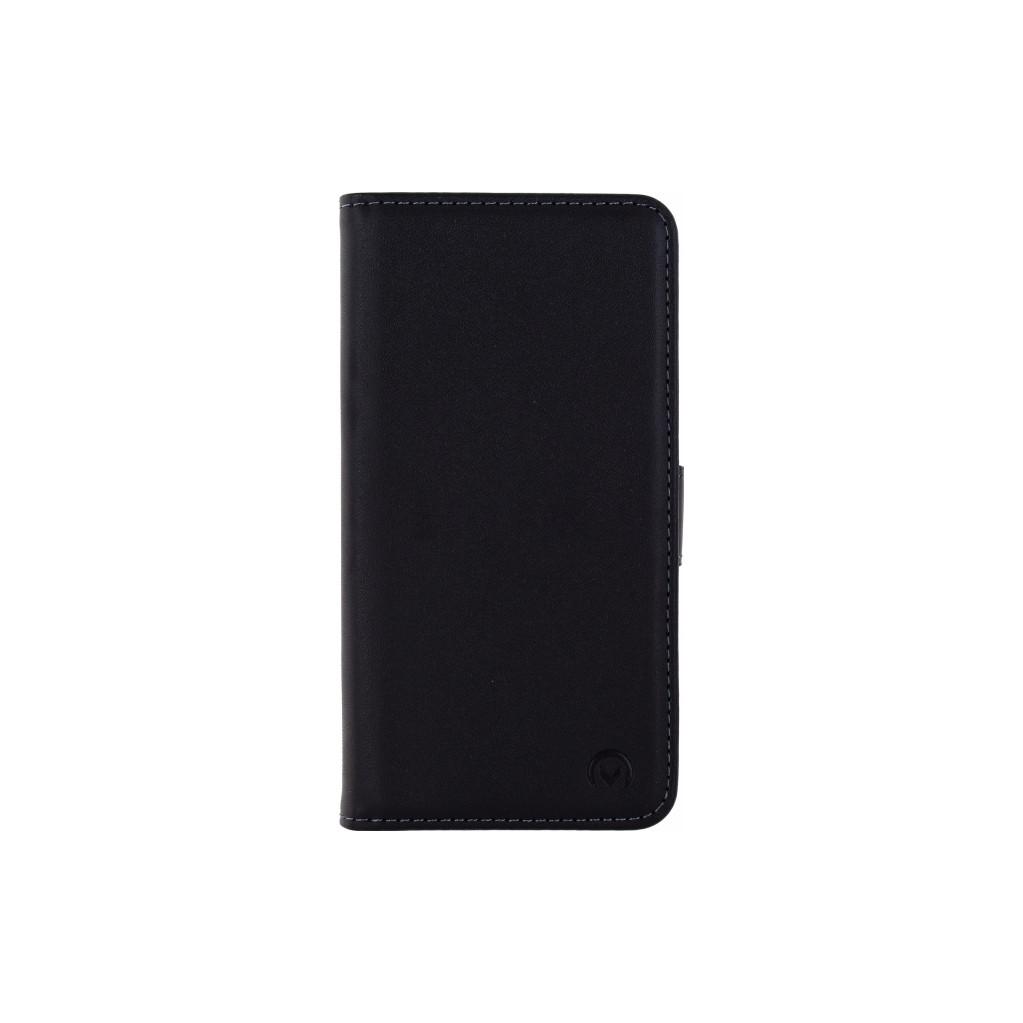 Mobilize Classic Gelly Coque Portefeuille Sony Xperia XZ2 Noir