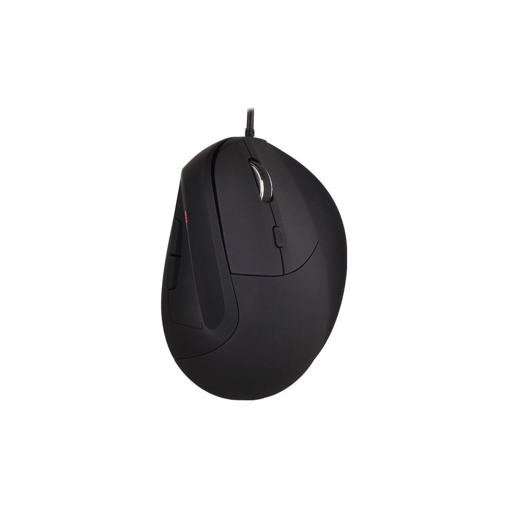 Speedlink Descano Souris ergonomique verticale Noir