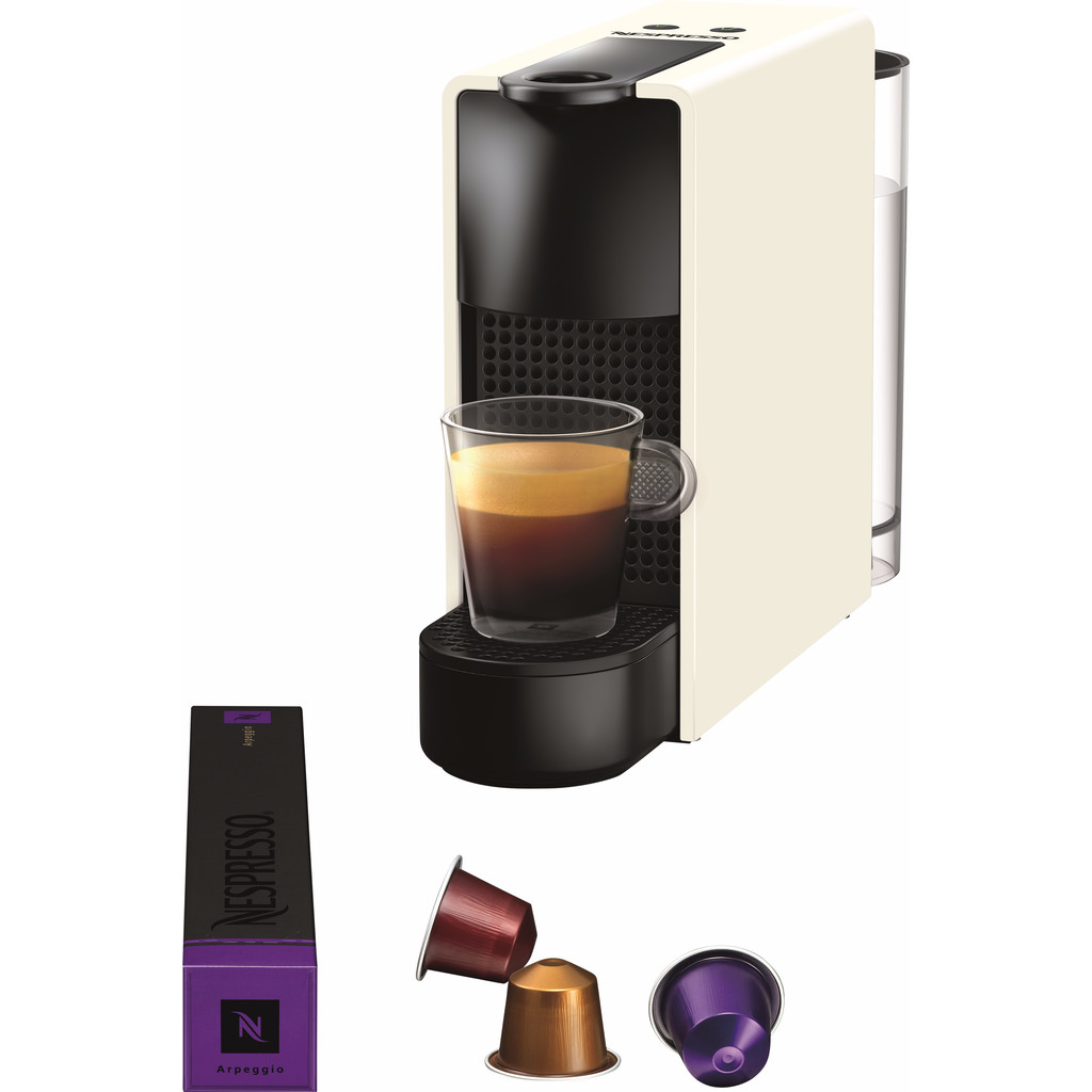 Krups Nespresso Essenza Mini XN110110 Blanc