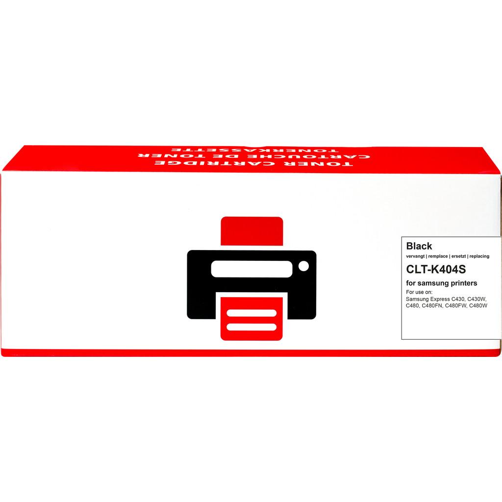 Huismerk CLT-K404S Zwart voor Samsung printers