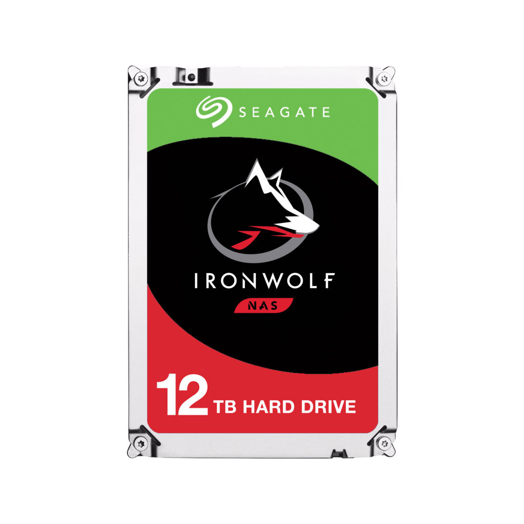 Seagate Ironwolf ST12000VN0007 12 To