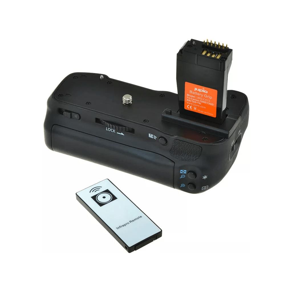 Jupio Battery grip voor Canon 750D/760D (BG-E18)