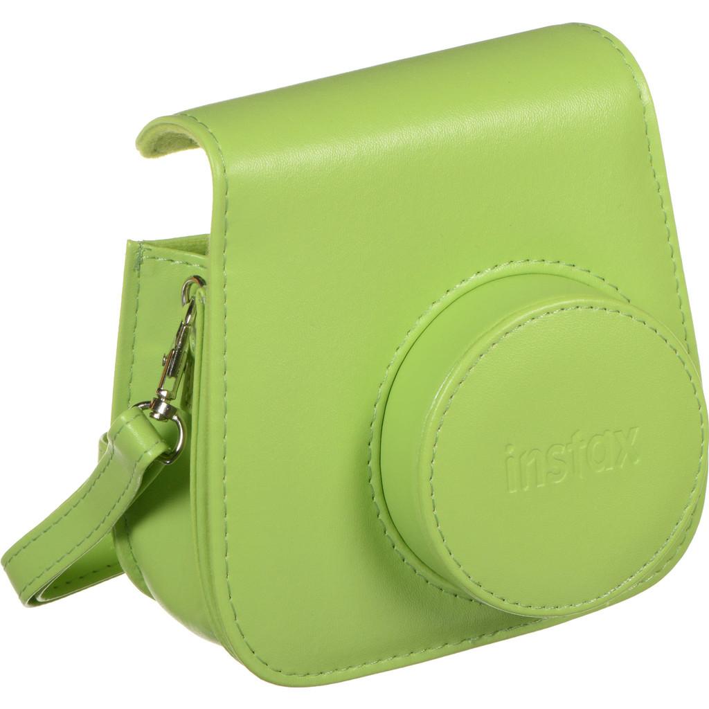 Fuji Instax Mini 9 Case Lime Green