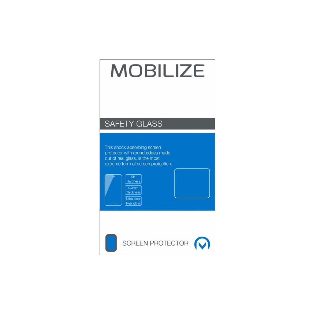 Mobilize Safety Glass Protège-écran en Verre Nokia 7 Plus