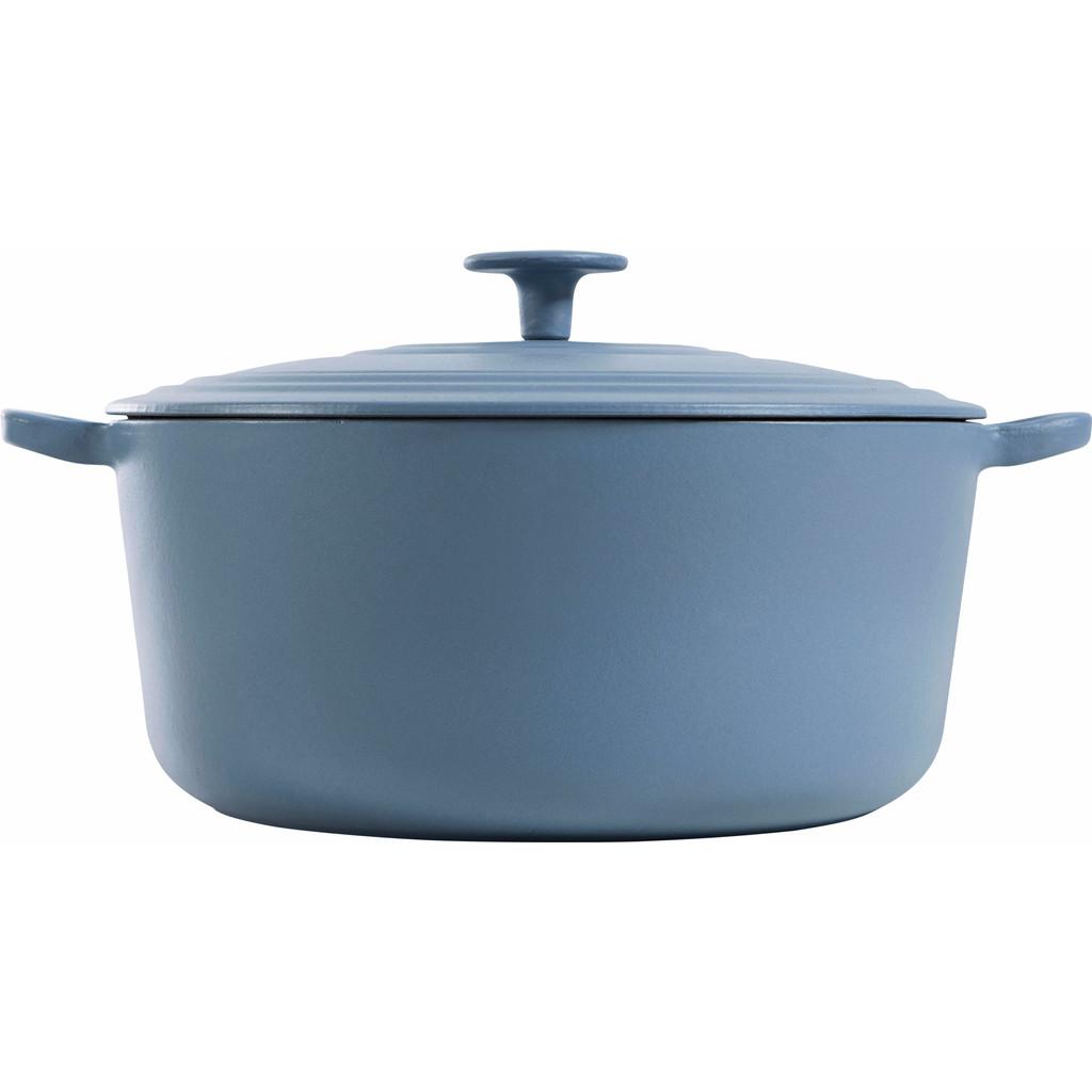 BK Bourgogne Poêle à frire 28 cm Denim Blue