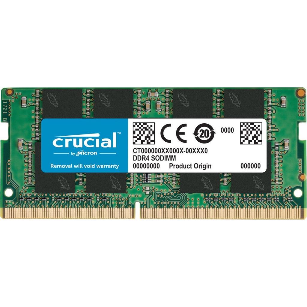 Crucial 8 Go SODIMN DDR4-2400 1 x 8 Go