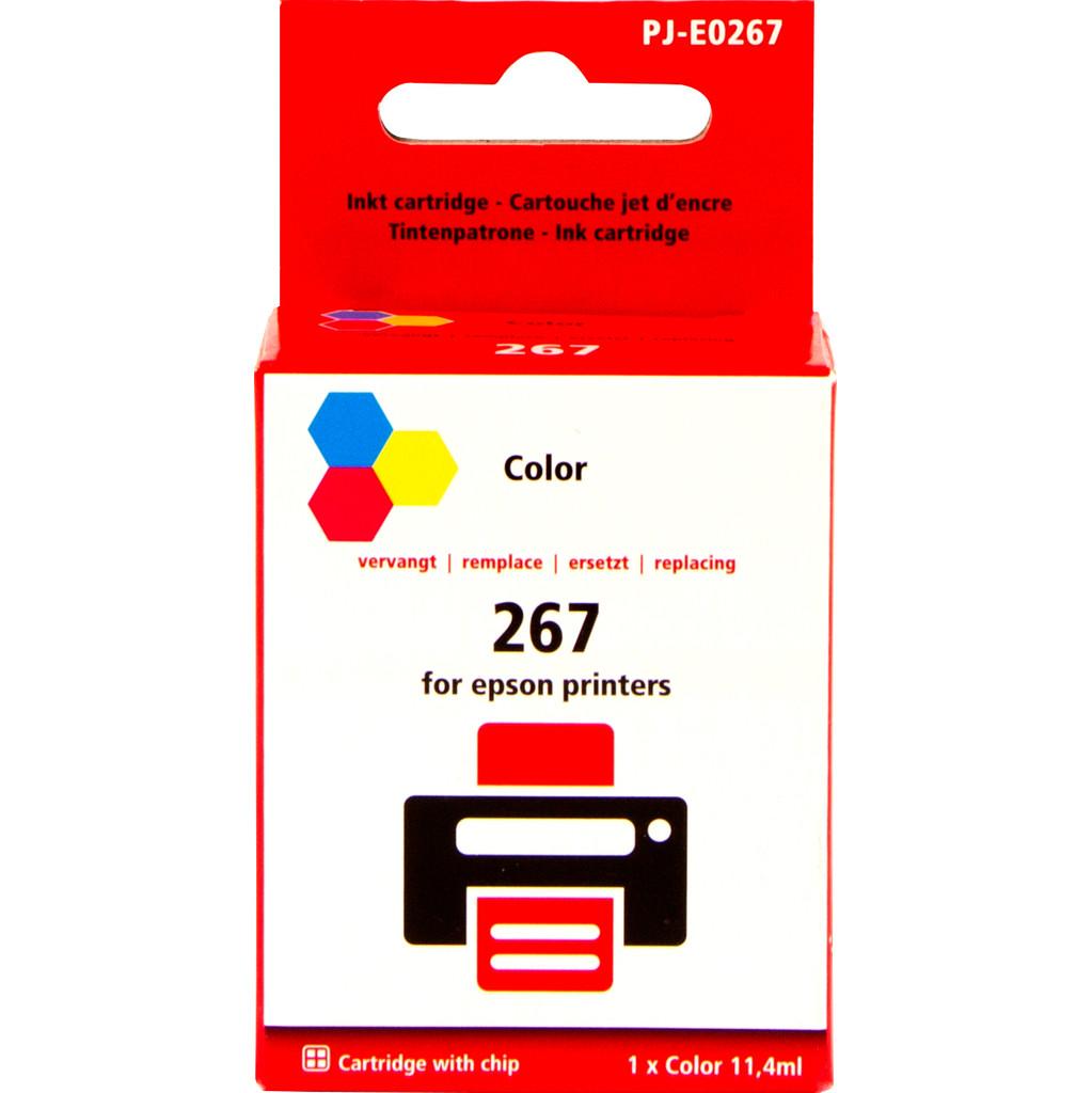 Marque distributeur 267 3 Couleurs pour Epson (C13T26704010)