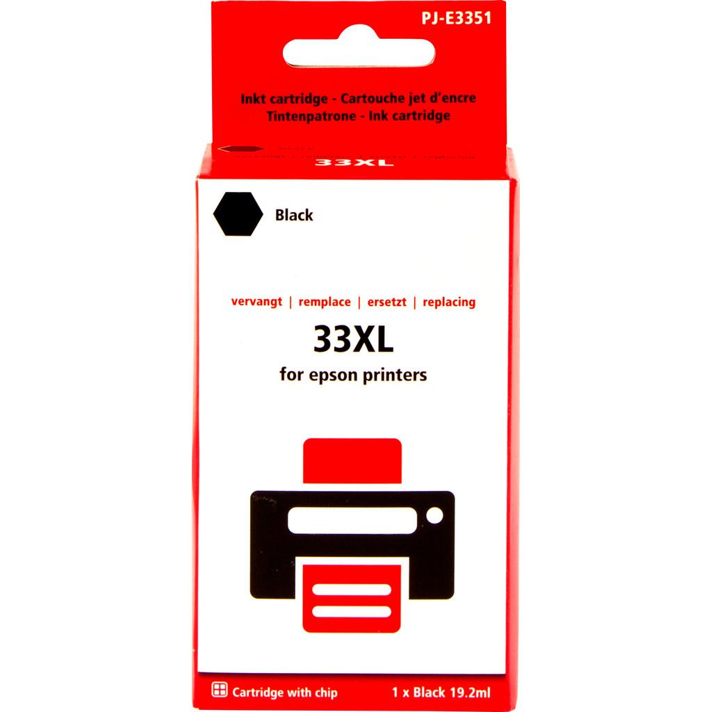 Marque distributeur 33XL Noir Epson (C13T33514010)