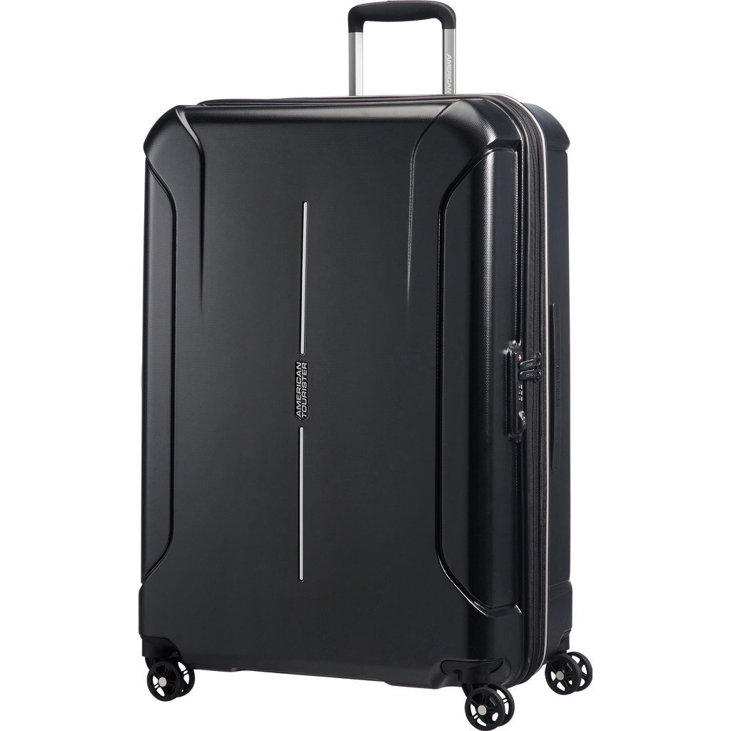 American Tourister Technum Spinner Extensible 77 cm Diamond Black