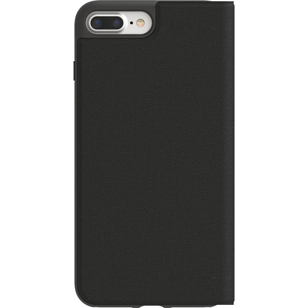 c598c42924f3d1 Adidas Originals Booklet Apple iPhone 6 Plus 6S Plus 7 Plus 8 Plus Book  Case Zwart