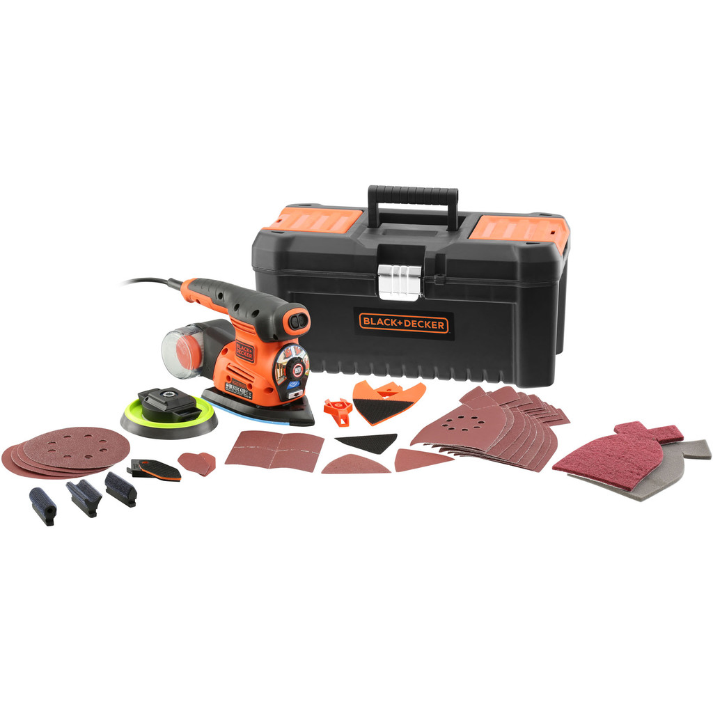 Black & Decker KA280LKA-QS