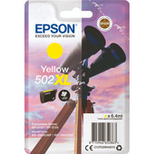 Epson 502XL Geel (C13T02W44010)