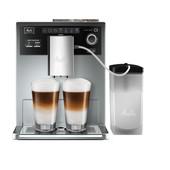 Melitta Caffeo CI Silver with milk container