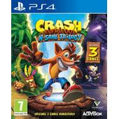 Crash Bandicoot N.Sane Trilogy PS4 (niveaux bonus inclus)
