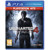 PlayStation Hits : Uncharted 4 A Thief's End PS4